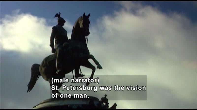 Still image from: Around the World: Europe--St. Petersburg