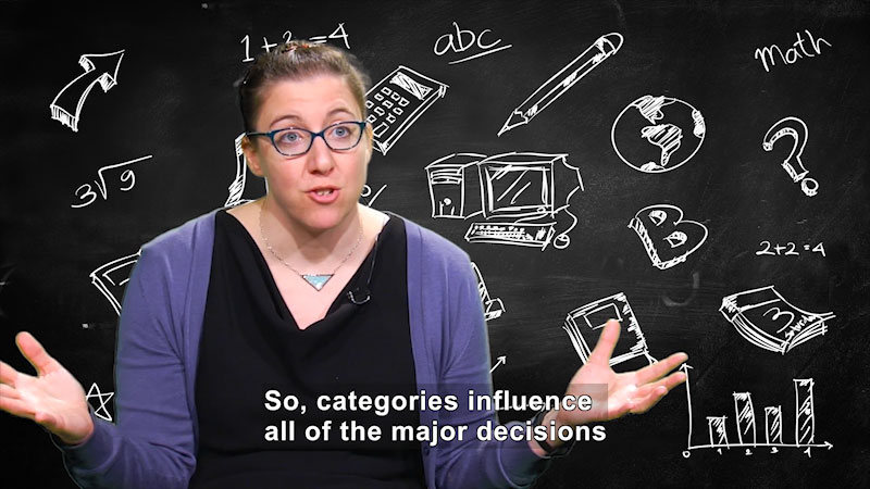 Still image from: Ask a Scientist: Why Does Group Categorization Matter?