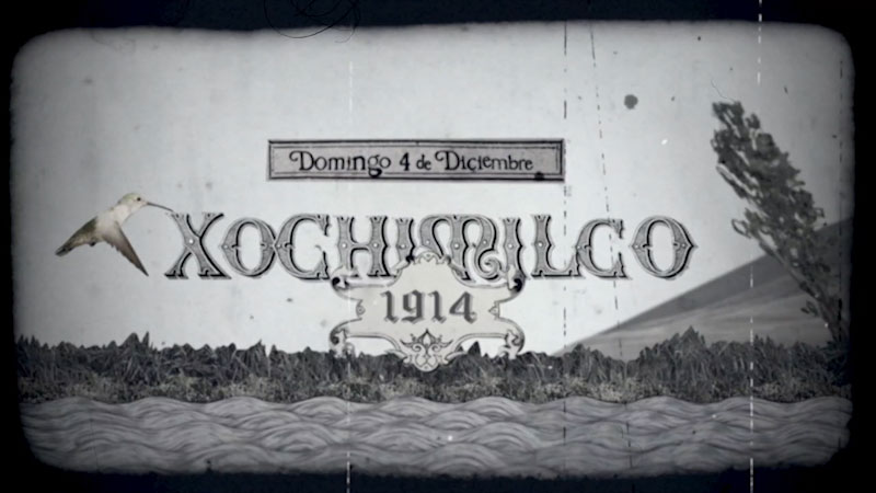 Still image from: Xochimilco (Spanish)