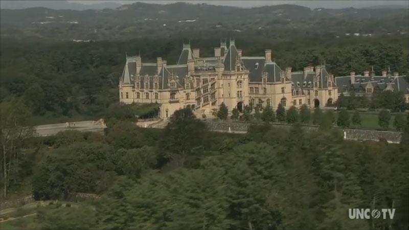 A photo of an estate.