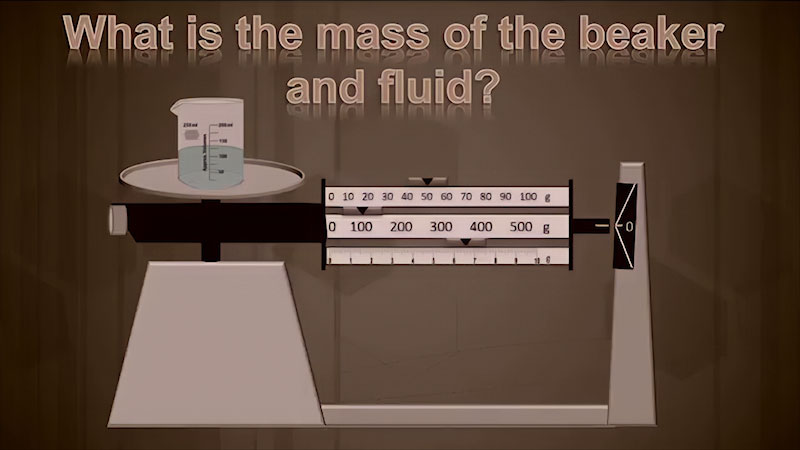 Still image from Earth Science: Measuring Mass and Volume (Module 1, Topic 5)