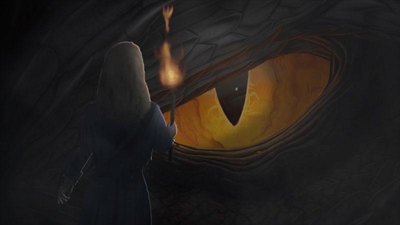 Still image from: Monstrum: Banshee--Ireland's Screaming Harbinger of Death