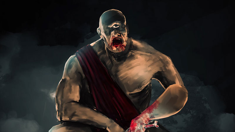 Still image from: Monstrum: Cyclops