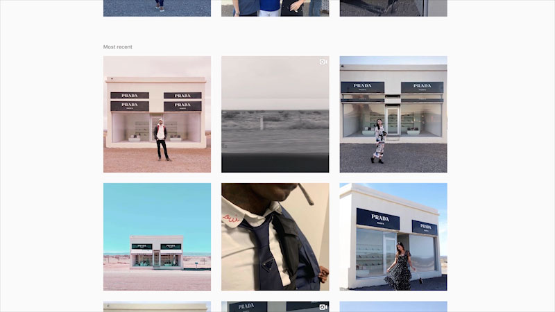 Still image from: The Art Assignment: Is Instagram Changing Art?