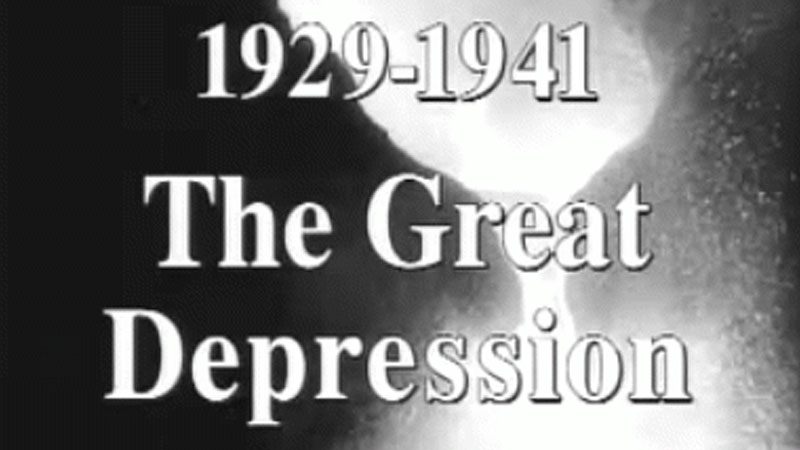 Still image from: 1929 - 1941: The Great Depression