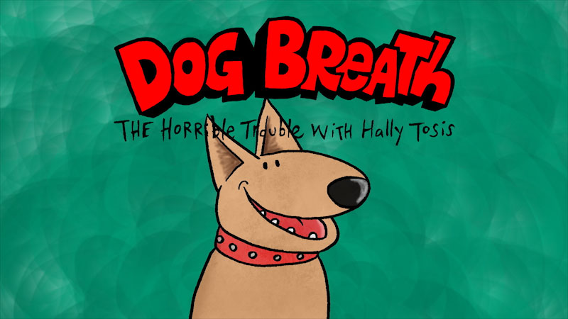 Still image from: Dog Breath: The Horrible Trouble With Hally Tosis