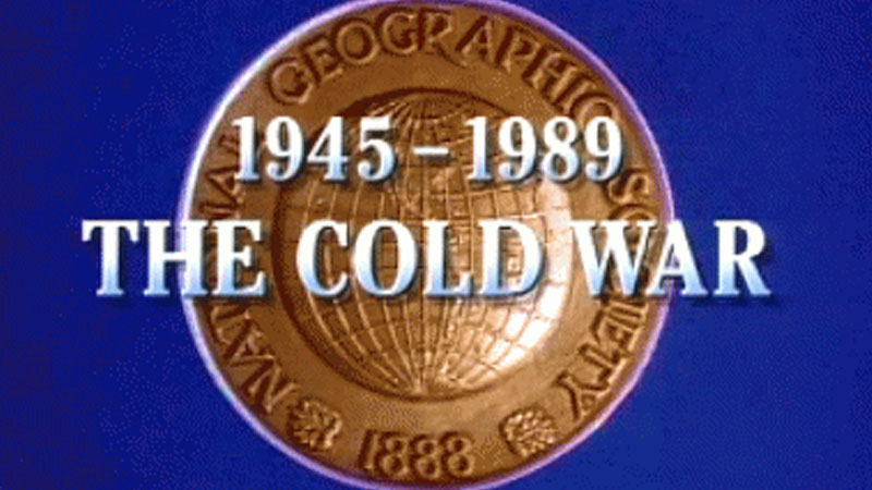 Still image from 1945 - 1989: The Cold War