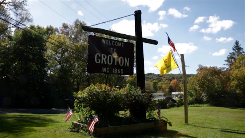Still image from: Uniquely New York: Foundations--Groton