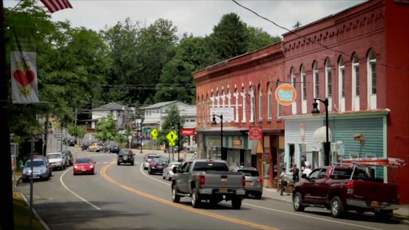 Still image from: Uniquely New York: Foundations--Trumansburg