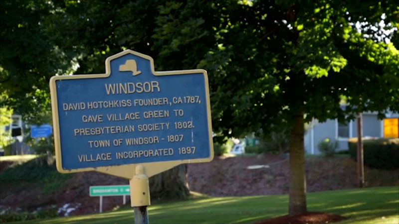 Still image from: Uniquely New York: Foundations--Windsor
