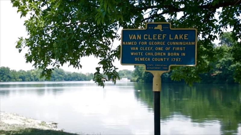 Still image from: Uniquely New York: Foundations--Seneca Falls