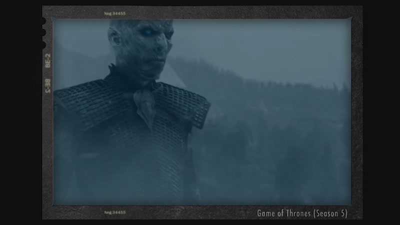 Still image from: Monstrum: Draugr--The Undead Nordic Zombie