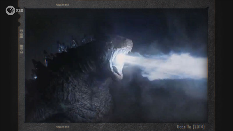 Still image from: Monstrum: Godzilla and Mothra--King and Queen of the Kaiju