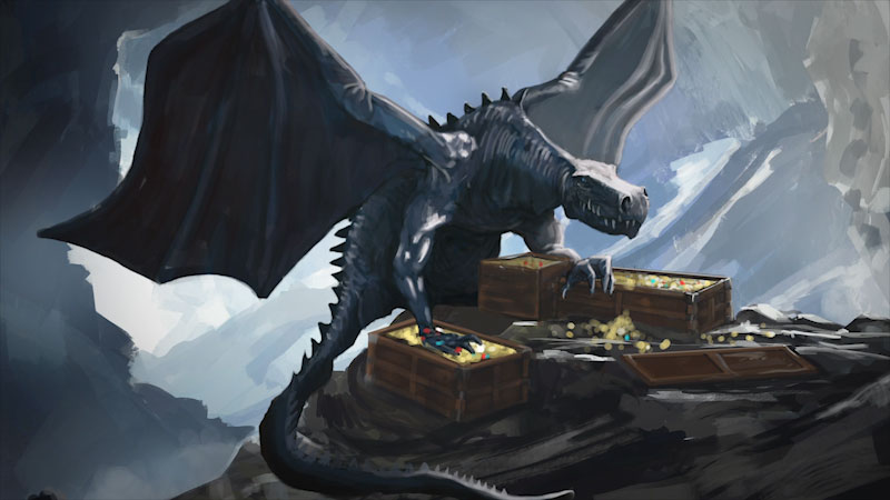 Still image from: Monstrum: How Dragons Conquered the World