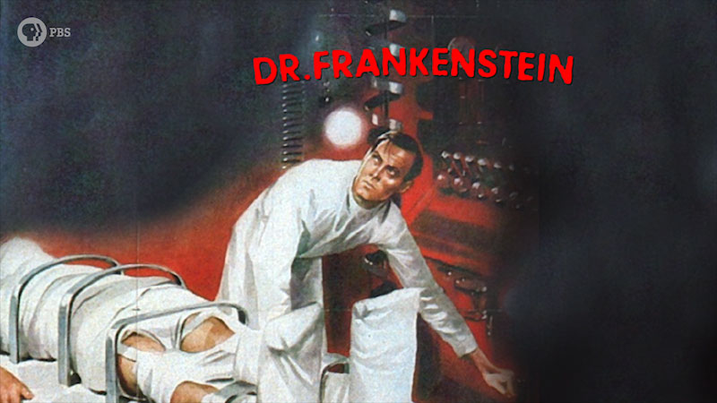 Still image from: Monstrum: Frankenstein Is More Horrific Than You Might Think
