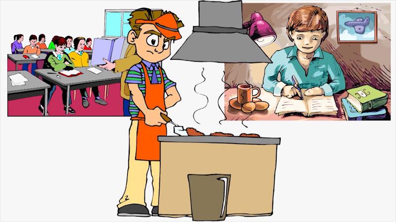 Still image from: Teen Kids News (Episode 1723)