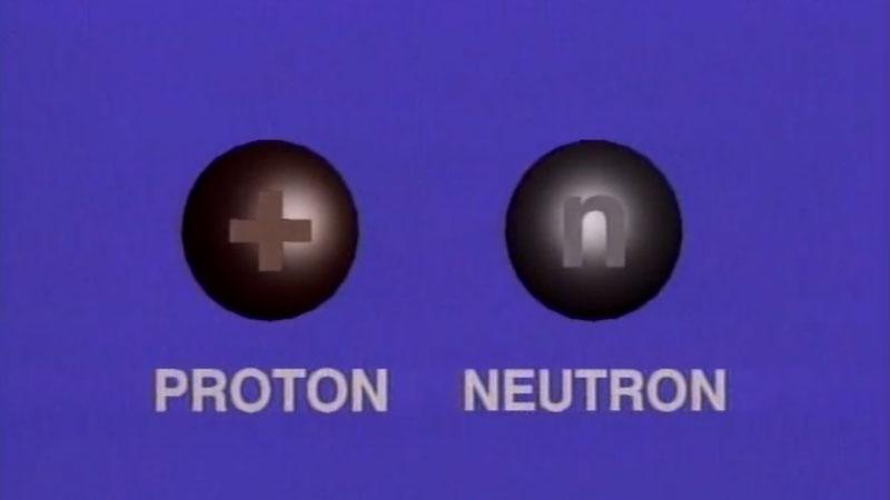 Still image from: The Atom
