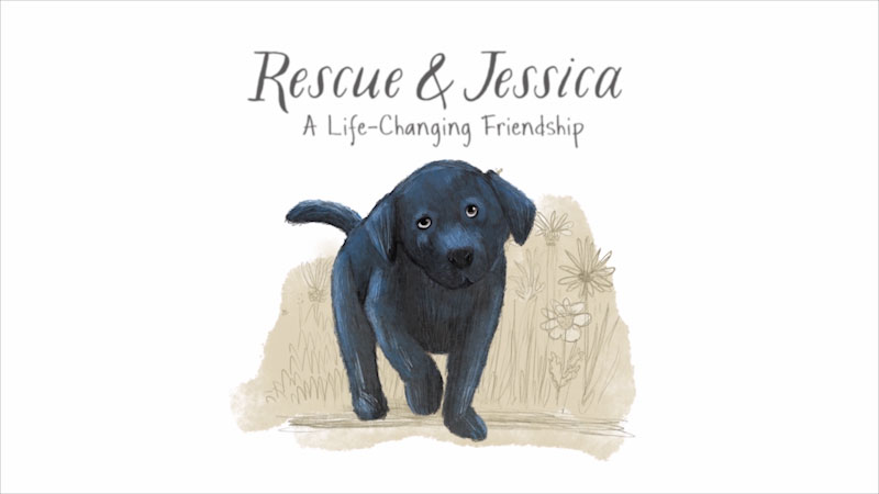 Still image from Rescue & Jessica: A Life-Changing Friendship