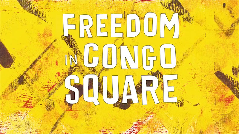 Still image from: Freedom in Congo Square