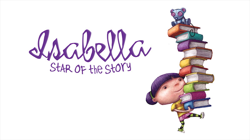 Still image from: Isabella: Star of the Story