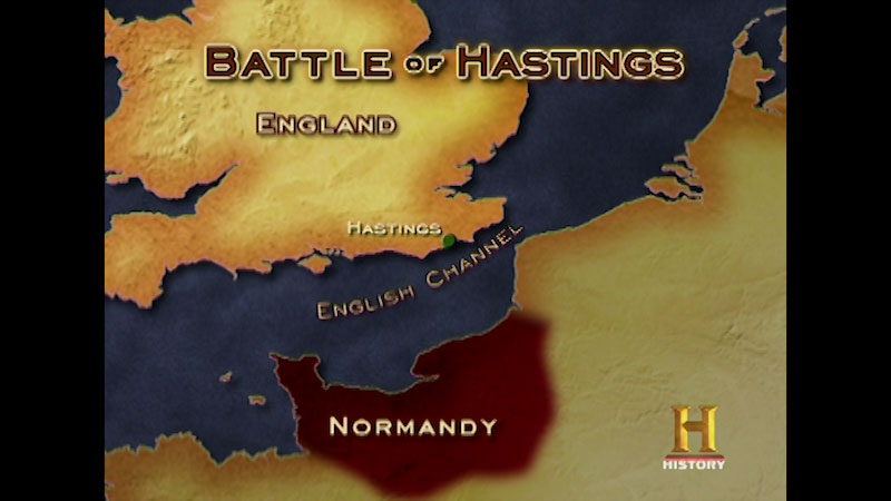 Still image from: Command Decisions: Battle of Hastings