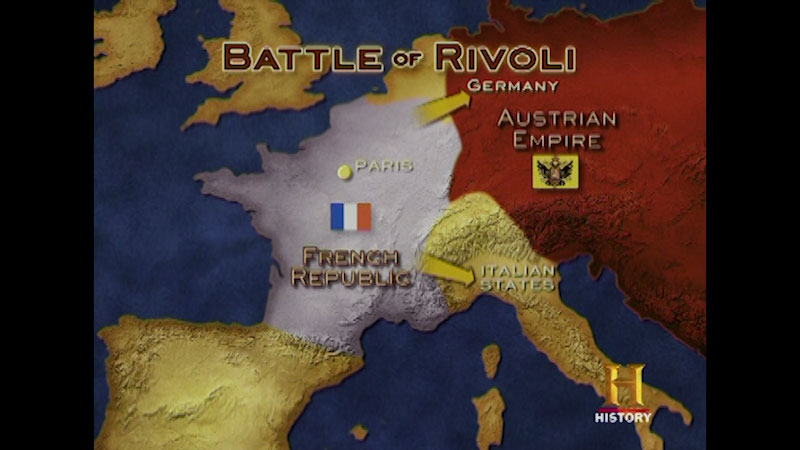 Still image from: Command Decisions: Rivoli