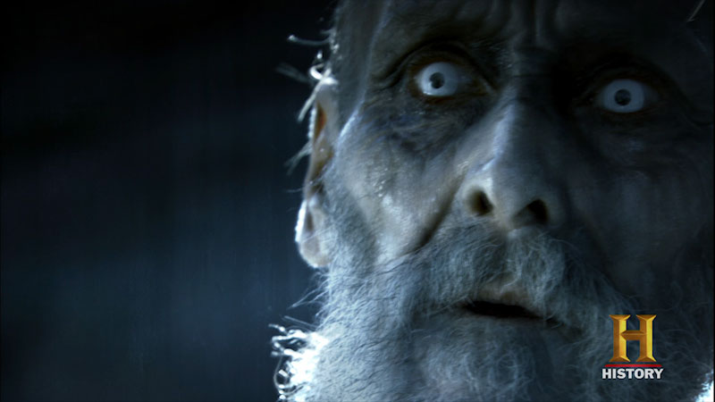 Still image from: Clash of the Gods: Hades