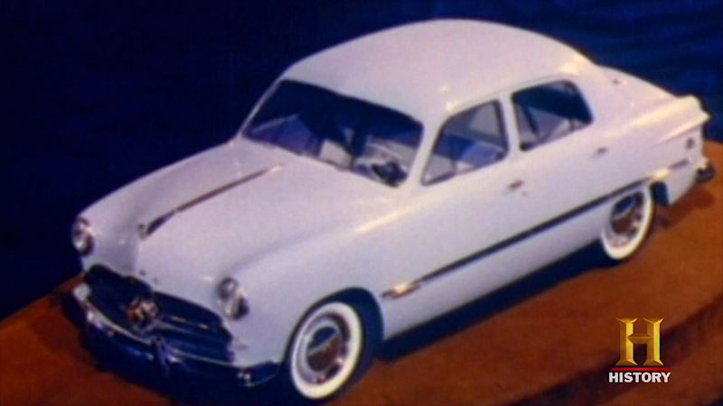 Still image from The Cars That Made America: Part 3