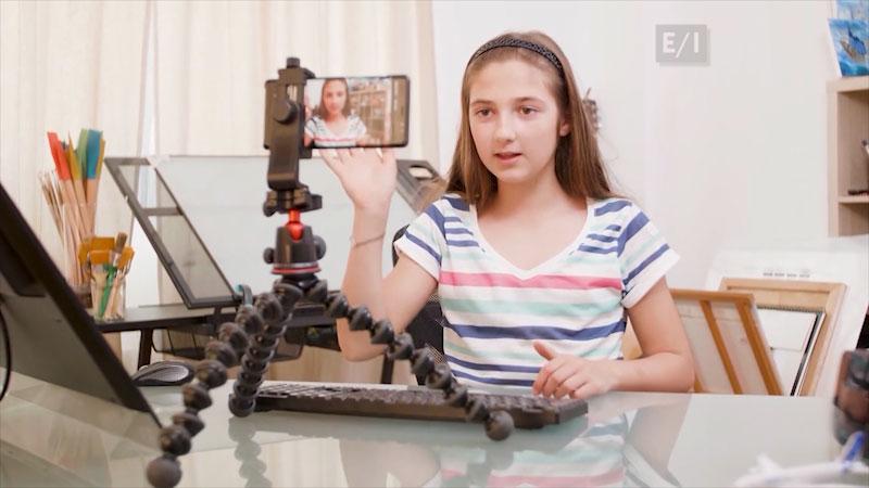 Still image from: Teen Kids News (Episode 1732)