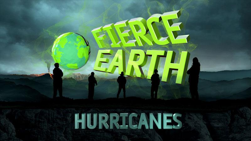 Still image from Fierce Earth: Hurricanes