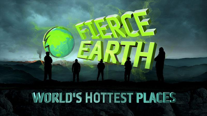 Still image from Fierce Earth: World's Hottest