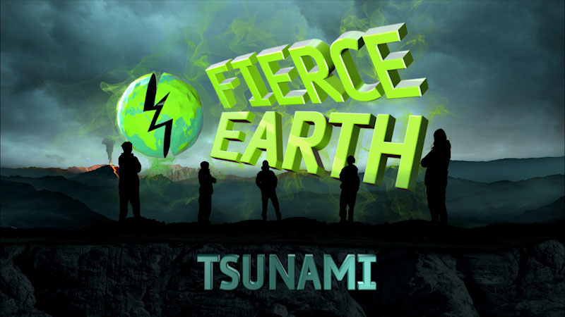 Still image from Fierce Earth: Tsunami