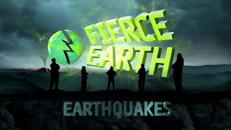 Still image from Fierce Earth: Earthquakes