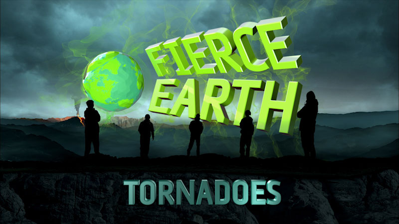 Still image from Fierce Earth: Tornadoes