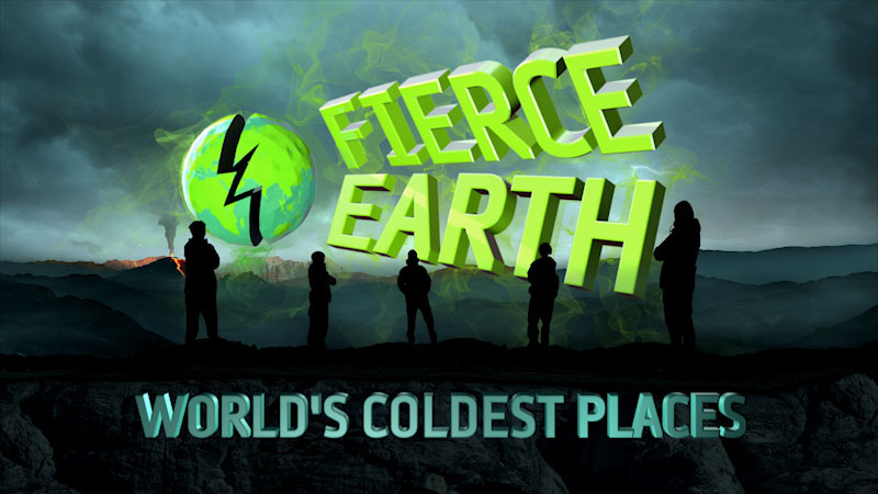 Still image from Fierce Earth: World's Coldest Places