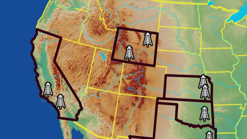 Still image from: Fracking: America's Energy Revolution--The Economics