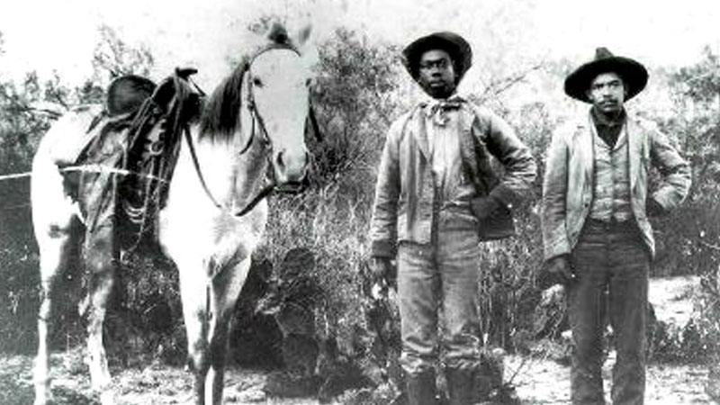 Still image from: Heritage of the Black West