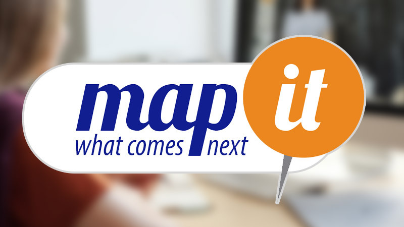 Still image from Map It: What Comes Next?