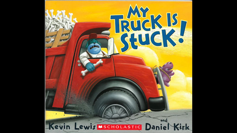 Still image from: My Truck Is Stuck!
