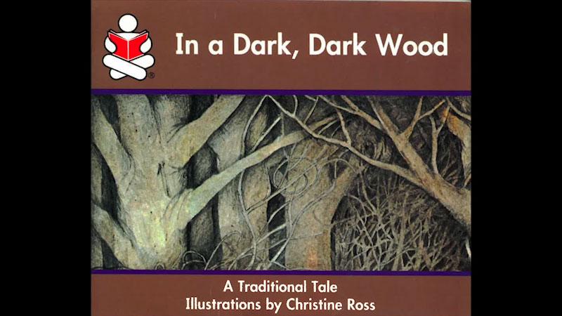 Still image from: In a Dark, Dark Wood