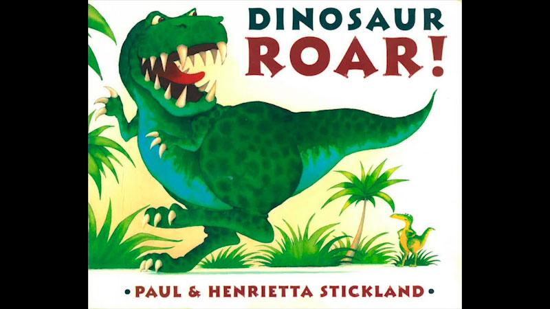 Still image from: Dinosaur Roar!