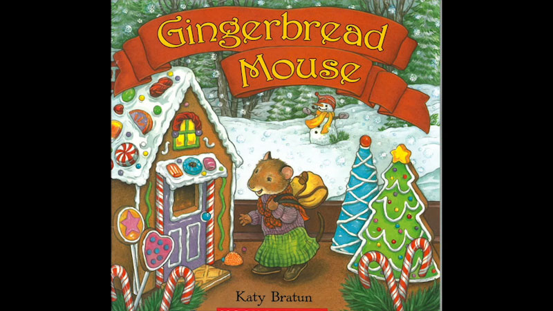 Still image from: Gingerbread Mouse