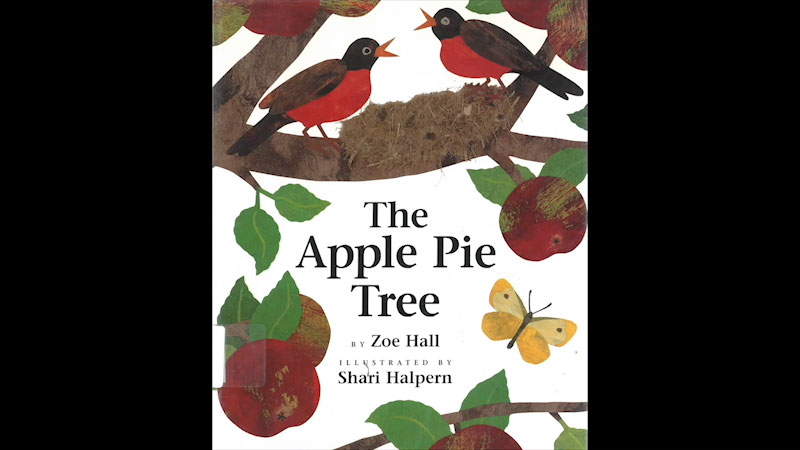 Still image from The Apple Pie Tree