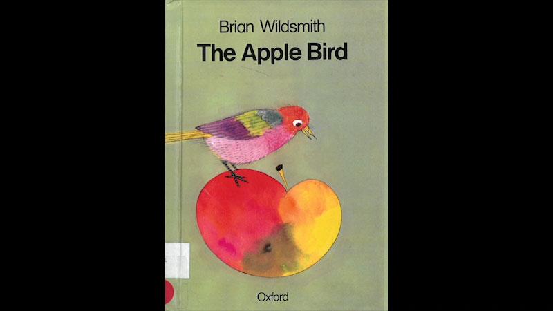 Still image from: The Apple Bird