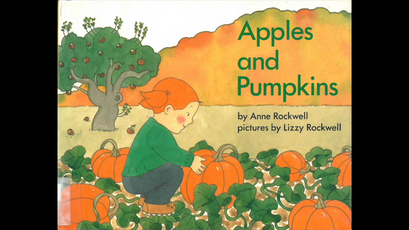 Still image from: Apples and Pumpkins