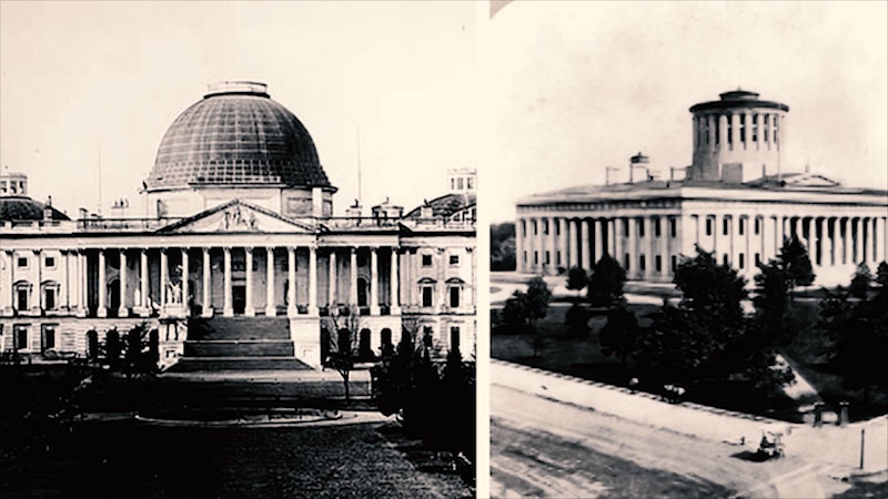 Still image from: Politics on Point: Ohio's Statehouse