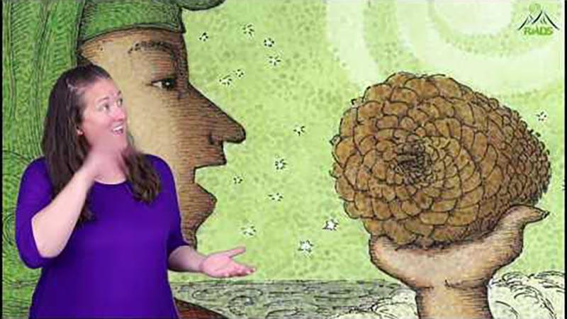 Still image from: Blockhead: The Life of Fibonacci