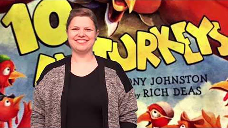 Still image from: 10 Fat Turkeys
