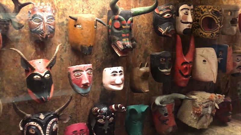 Still image from Museum Access: The Museum of International Folk Art