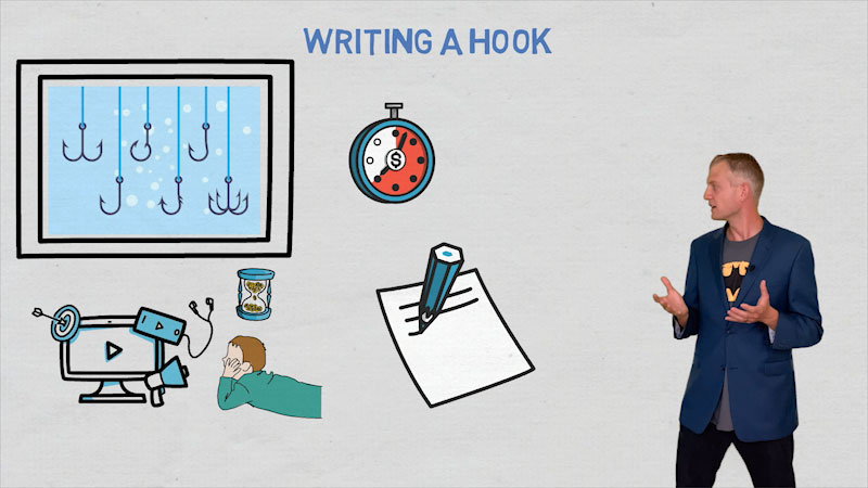 Still image from: Discover How to Start an Essay With an A+ Hook: Strong Attention Grabbing Examples